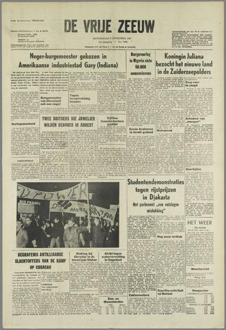 de Vrije Zeeuw 1967-11-09