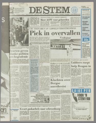 de Stem 1986-01-03