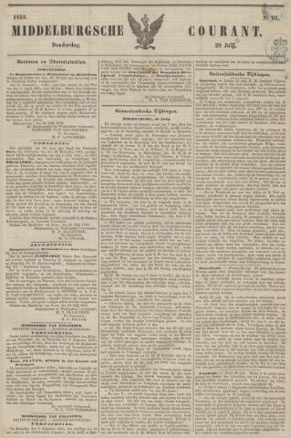 Middelburgsche Courant 1852-07-29