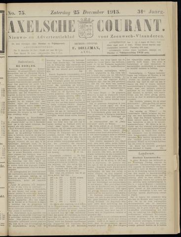Axelsche Courant 1915-12-25