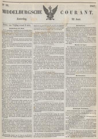 Middelburgsche Courant 1867-06-22