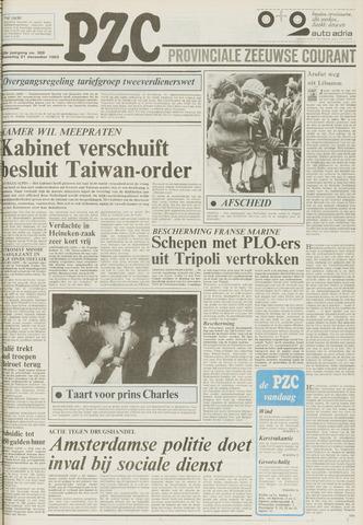 Provinciale Zeeuwse Courant 1983-12-21
