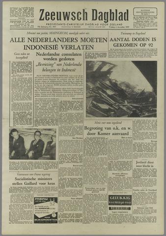 Zeeuwsch Dagblad 1957-12-06