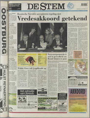 de Stem 1995-11-22
