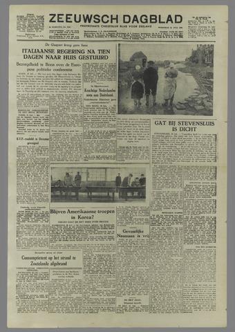 Zeeuwsch Dagblad 1953-07-29
