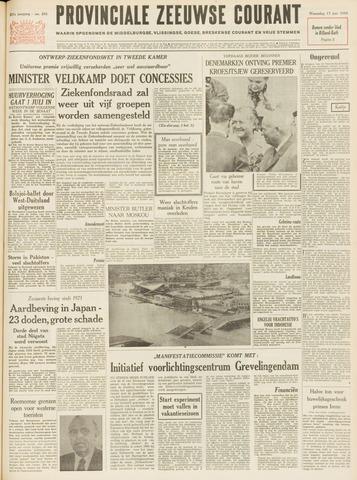 Provinciale Zeeuwse Courant 1964-06-17
