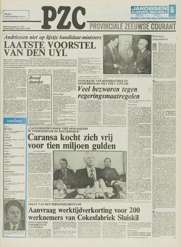 Provinciale Zeeuwse Courant 1977-11-03