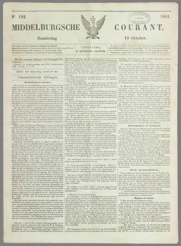 Middelburgsche Courant 1861-10-10