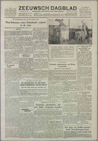 Zeeuwsch Dagblad 1951-08-16