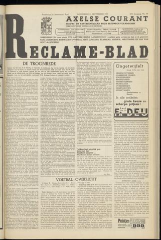 Axelsche Courant 1955-09-21