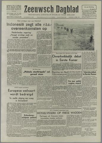 Zeeuwsch Dagblad 1956-02-22
