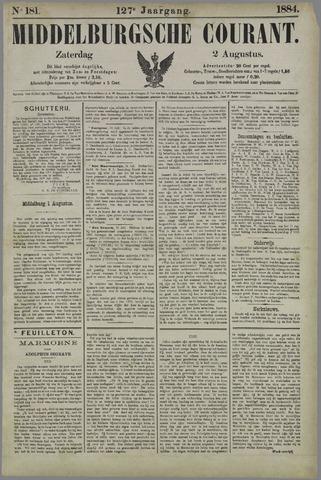 Middelburgsche Courant 1884-08-02