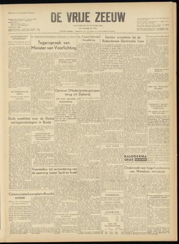 de Vrije Zeeuw 1956-01-26