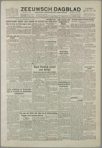 Zeeuwsch Dagblad 1948-07-22