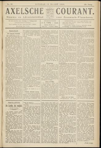 Axelsche Courant 1928-03-13