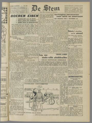 de Stem 1947-07-05