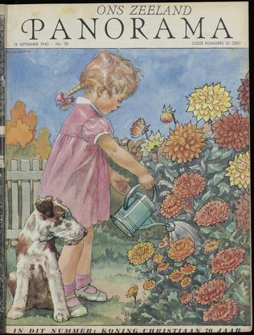 Ons Zeeland / Zeeuwsche editie 1940-09-19