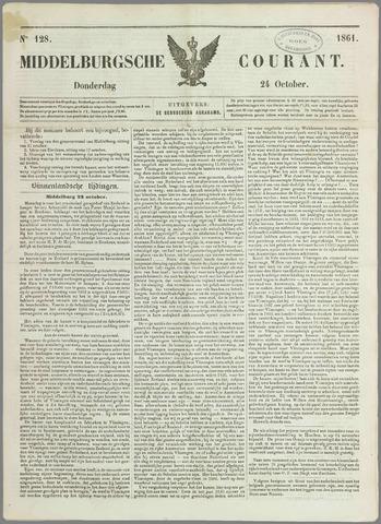 Middelburgsche Courant 1861-10-24