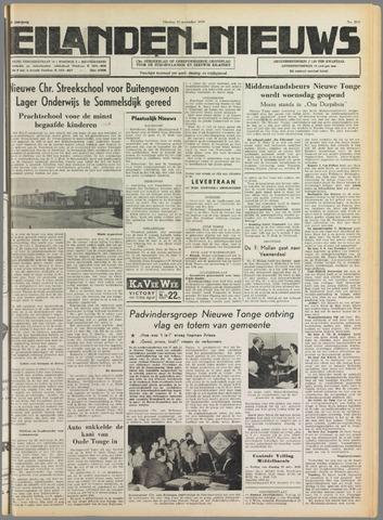 Eilanden-nieuws. Christelijk streekblad op gereformeerde grondslag 1959-11-10