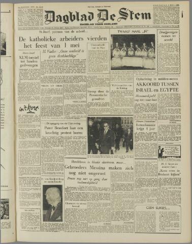de Stem 1956-05-02