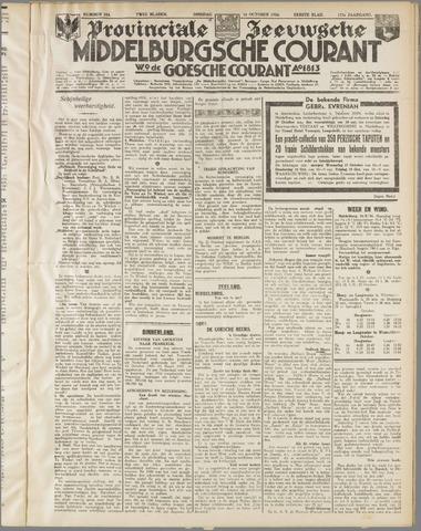 Middelburgsche Courant 1934-10-16