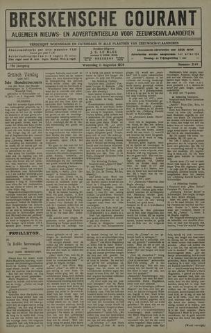 Breskensche Courant 1926-08-11