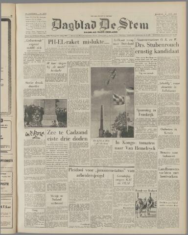 de Stem 1959-06-15