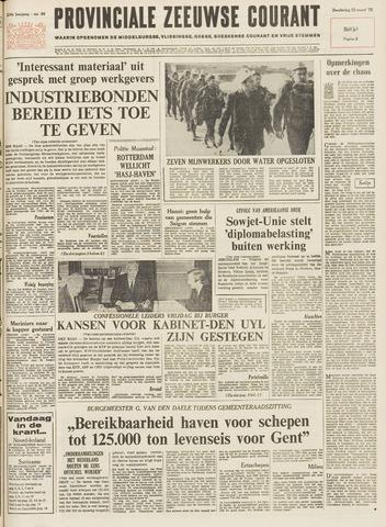 Provinciale Zeeuwse Courant 1973-03-22