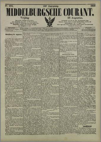 Middelburgsche Courant 1893-08-25