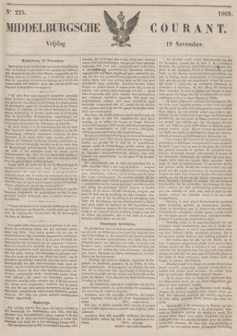 Middelburgsche Courant 1869-11-19