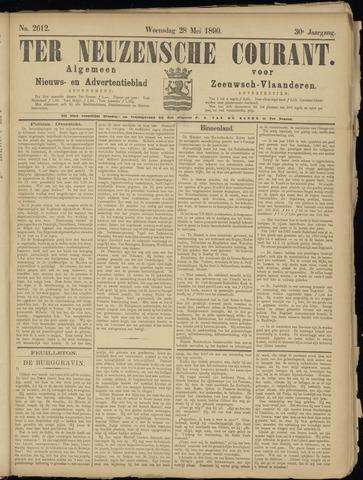 Ter Neuzensche Courant. Algemeen Nieuws- en Advertentieblad voor Zeeuwsch-Vlaanderen / Neuzensche Courant ... (idem) / (Algemeen) nieuws en advertentieblad voor Zeeuwsch-Vlaanderen 1890-05-28