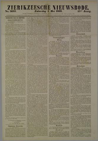 Zierikzeesche Nieuwsbode 1889-05-04
