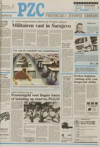 Provinciale Zeeuwse Courant 1992-05-16