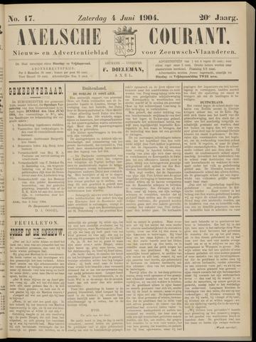 Axelsche Courant 1904-06-04