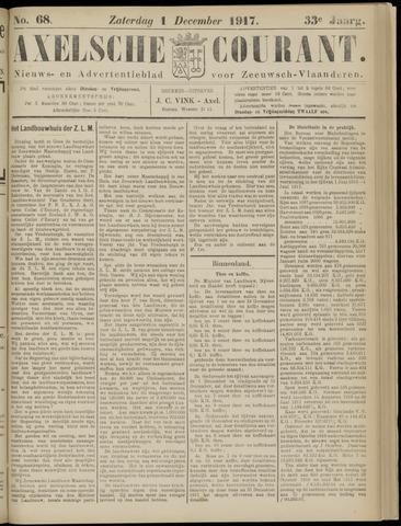 Axelsche Courant 1917-12-01
