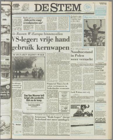 de Stem 1982-07-22