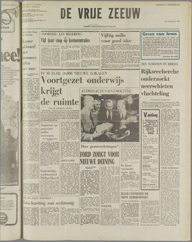 de Vrije Zeeuw 1974-09-11