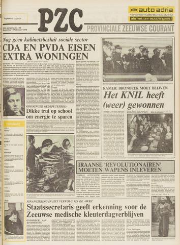 Provinciale Zeeuwse Courant 1979-02-14