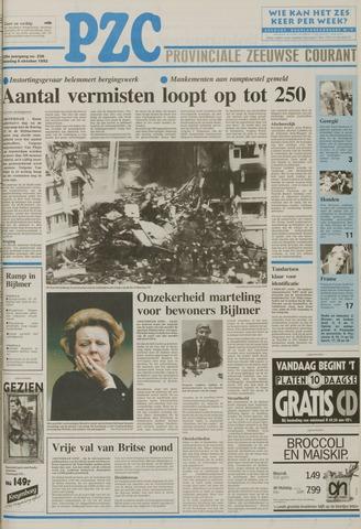 Provinciale Zeeuwse Courant 1992-10-06