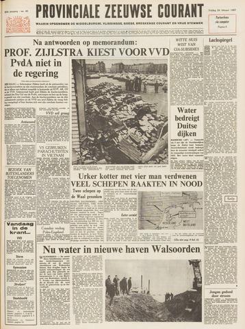 Provinciale Zeeuwse Courant 1967-02-24