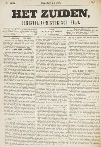 Het Zuiden, Christelijk-historisch blad 1880-05-25
