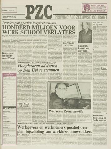 Provinciale Zeeuwse Courant 1977-05-21