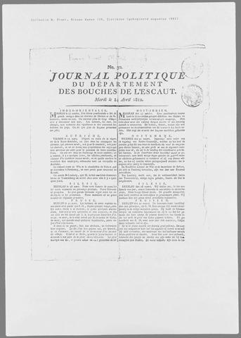 Middelburgsche Courant 1812-04-14