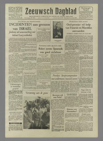 Zeeuwsch Dagblad 1957-11-25