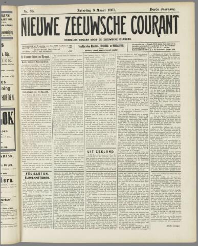 Nieuwe Zeeuwsche Courant 1907-03-09