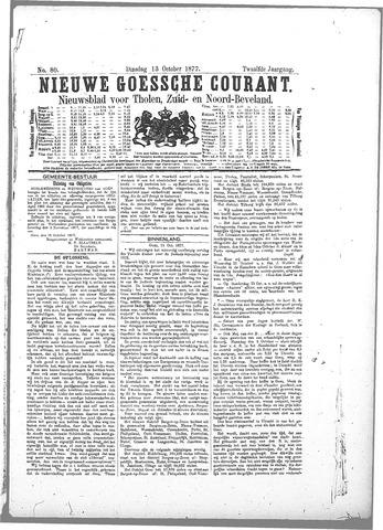 Nieuwe Goessche Courant 1877-10-13