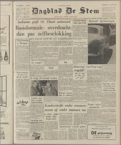de Stem 1962-06-21
