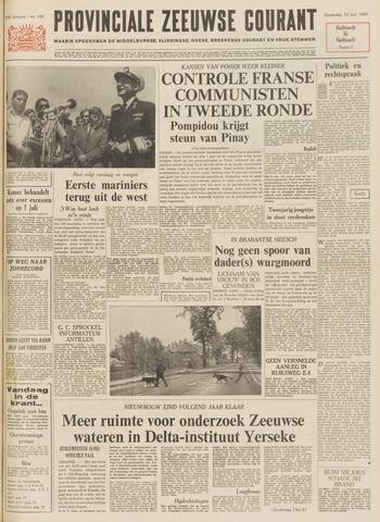 Provinciale Zeeuwse Courant 1969-06-12