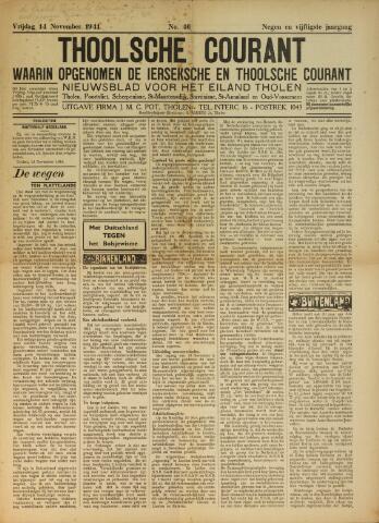 Ierseksche en Thoolsche Courant 1941-11-14