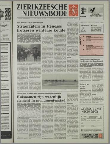Zierikzeesche Nieuwsbode 1991-02-04